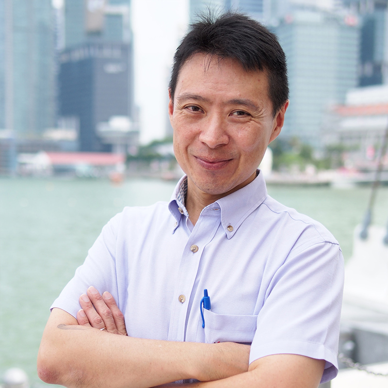 What's Your Story: Felix Cheong, Author, Poet