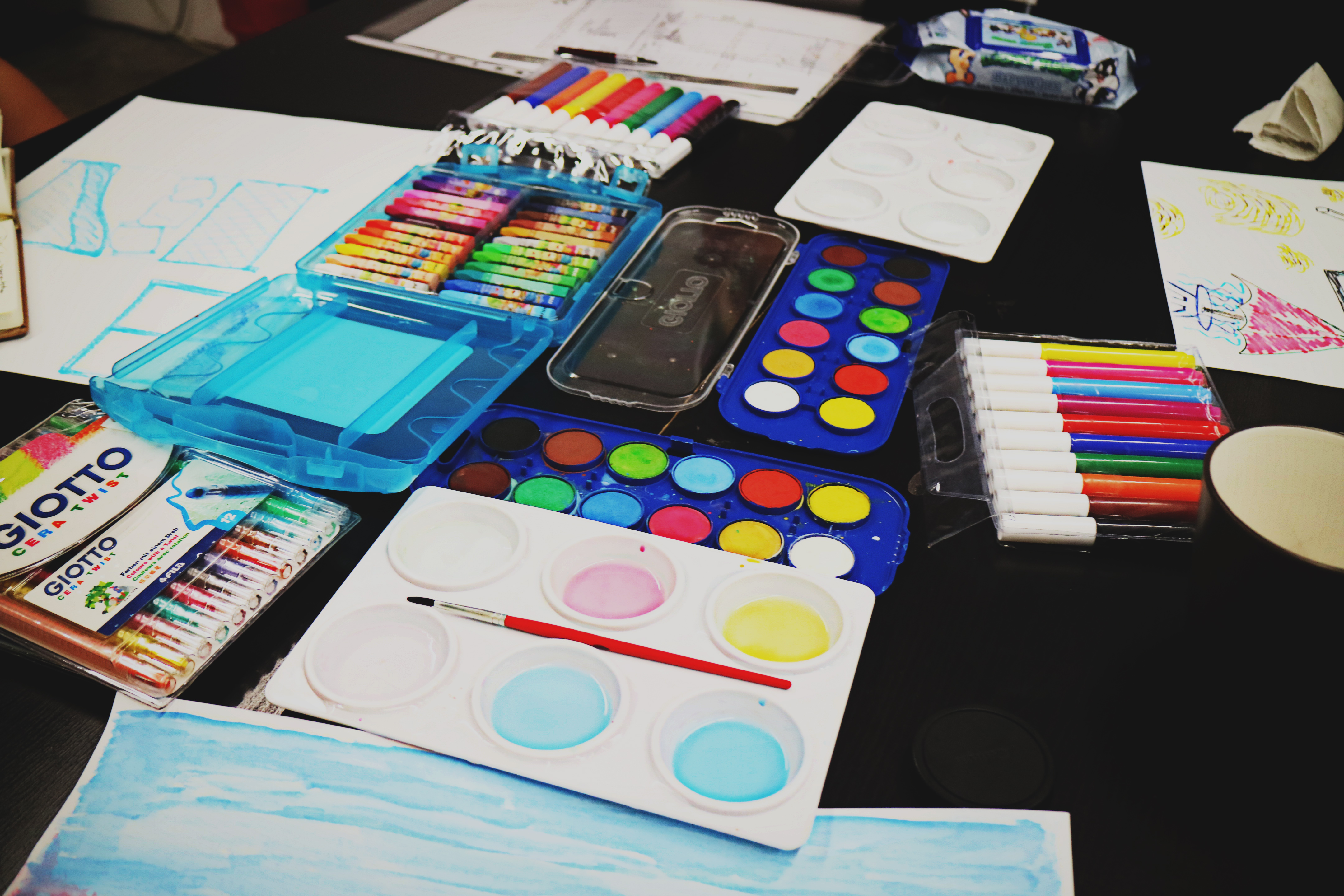 Tusitala x The Red Pencil: Art Therapy 101