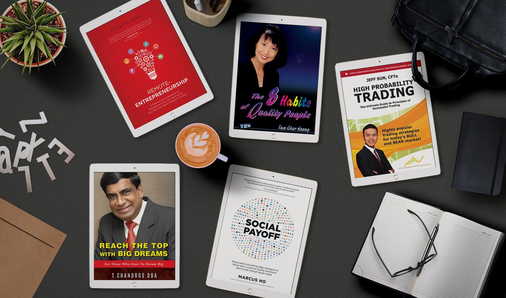 Self-improvement series – Business & Leadership