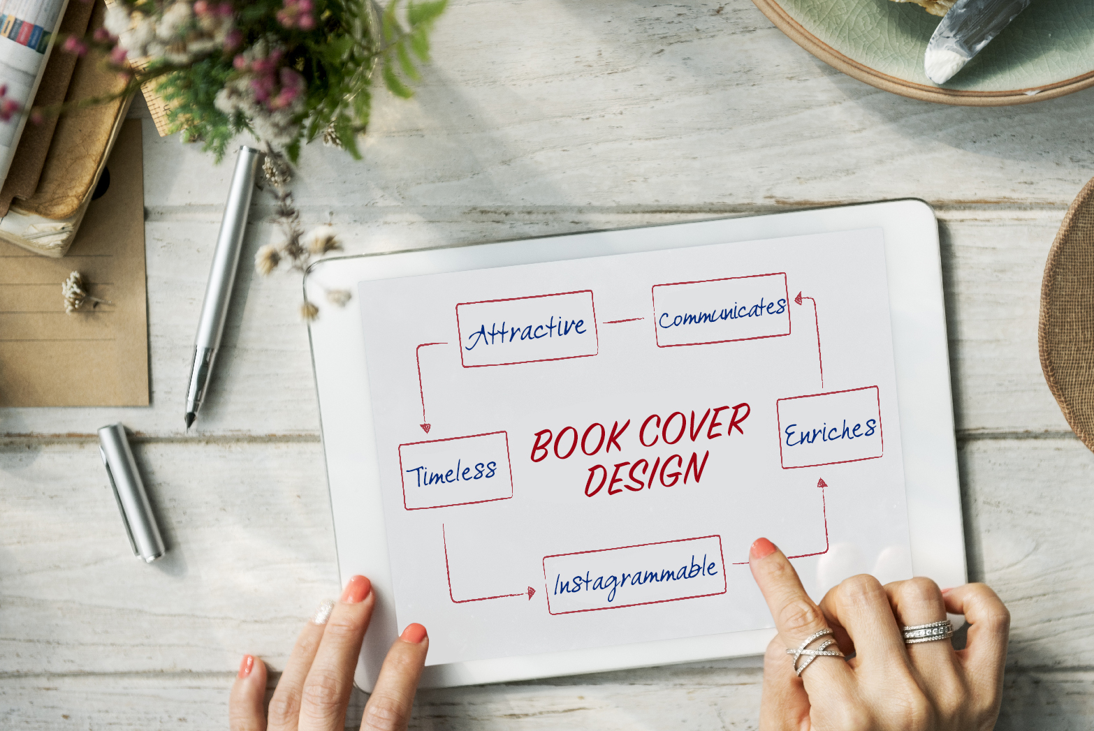 Self-publishing series: How to design ebook covers that pop